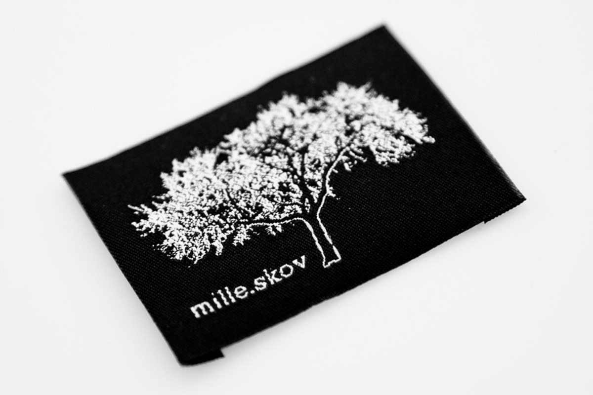 Woven labels, Woven name tape, Woven Label : Labelyourself