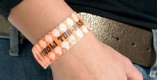 Day pass wristbands
