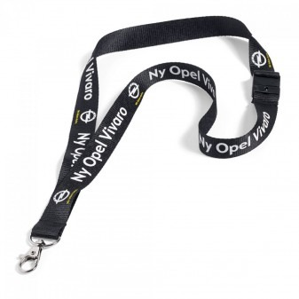 Polyester lanyards in your own design